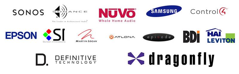 Austin Audio Video brands